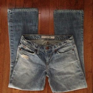 JOE'S Bootcut Low Rise Jeans for Petite Size 25